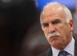 Chicago Blackhawks fire longtime head coach Joel ...