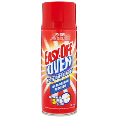 Buy Easy Off Oven Cleaner Heavy Duty 325g Online At