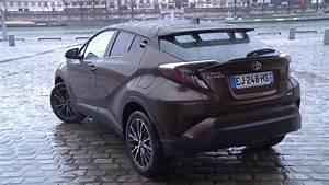 Essai Toyota Chr 1 2 Turbo : essai toyota c hr 1 2t 116ch distinctive youtube ~ Medecine-chirurgie-esthetiques.com Avis de Voitures