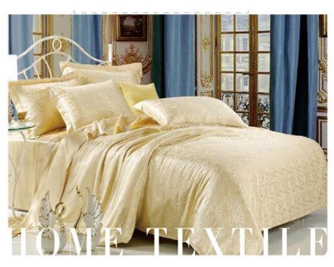 silk comforter sets wensli bedding set silk golden 2220