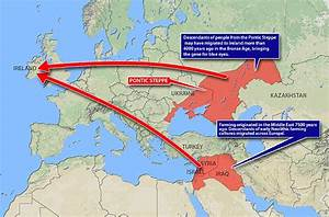 Ancient Celtic genomes reveal ancestral roots of modern ...