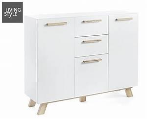 Living Style Kommode : living style skandinavien kommode und design stuhl im aldi s d angebot ~ Watch28wear.com Haus und Dekorationen