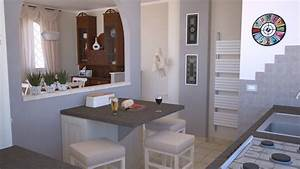 Cucina Soggiorno Open Space 25 Mq ~ Idea Creativa Della Casa e Dell'interior Design