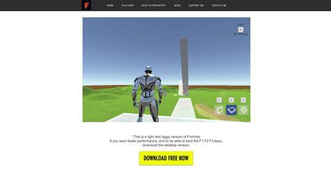 fortnite building simulator fortnite battle royale community member creates building