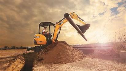 Excavator Jcb Tracked 30plus Wallpapers Excavators Wallpapersafari