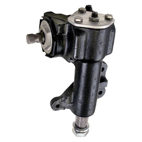 borgeson 174 ford mustang manual steering 1967 1970 remanufactured manual steering box