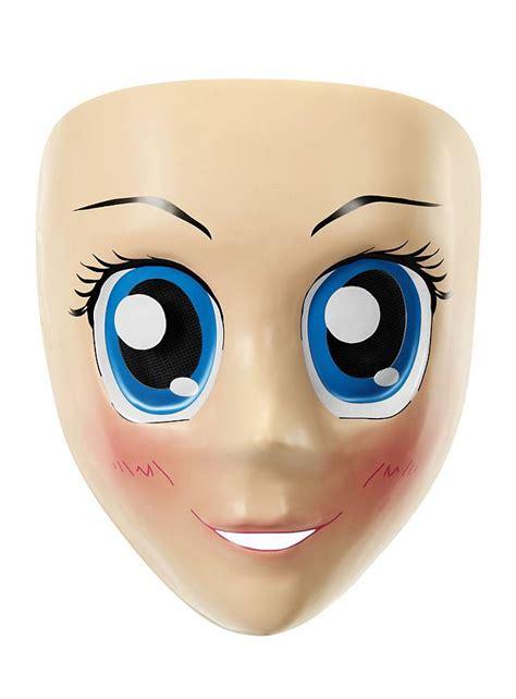 anime mask  blue eyes maskworldcom