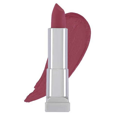 maybelline color sensational matte lipstick maybelline color sensational matte lipstick 940