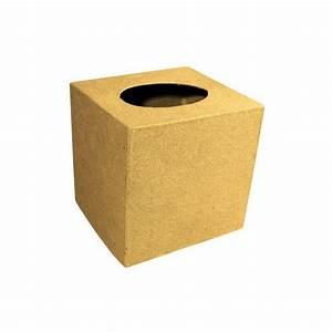 Boite Mouchoir Deco : boite mouchoir carr e maison pratic boutique pour vos loisirs creatifs et votre deco ~ Melissatoandfro.com Idées de Décoration