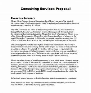 consulting proposal cover letter 86 images hr With hr consulting proposal template
