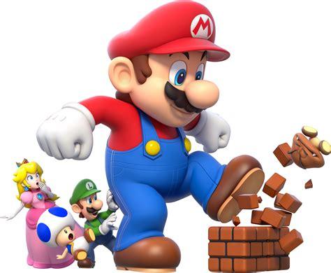 Nueva Informacin Y Artworks De Super Mario 3d World
