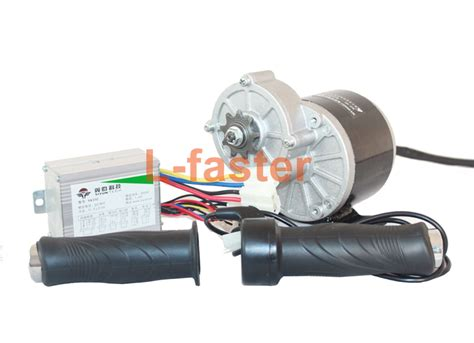 Easy Electric Motor by 24v36v 350w Electric Motor Controller Twist Throttle