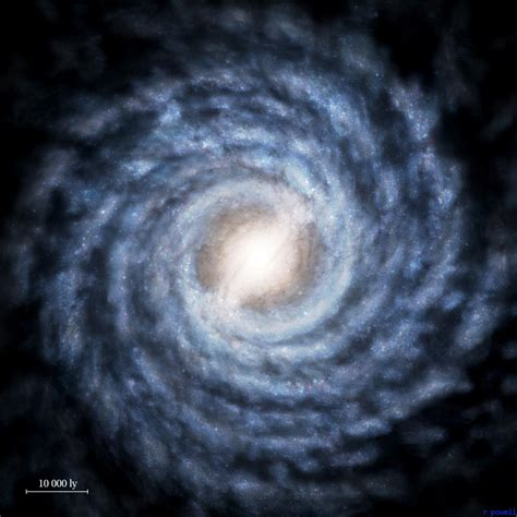 Map Your Galaxy The Milky Way Nero Worldvision