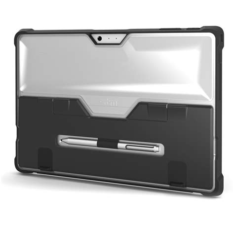 mini hinge for stm dux with clear back for surface pro 4