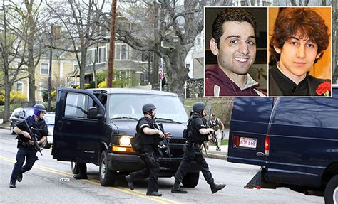 Second Boston Marathon bombing suspect caught after day ...