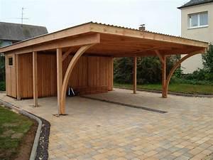 Carport Aus Holz : carports aus holz kr35 hitoiro ~ Whattoseeinmadrid.com Haus und Dekorationen
