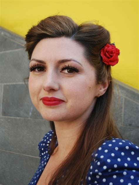 rockabilly hairstyles inspired