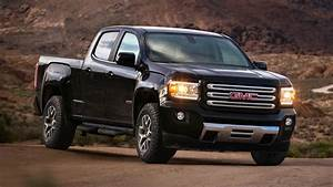 2017 GMC Canyon also gets new V6, eight-speed auto  2017