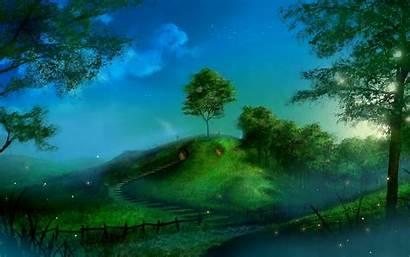 Fantasy Hobbit Imagination Dream Children Artistic