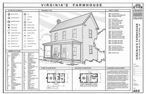 File Farmhouse Drawing Set V-001 Pdf