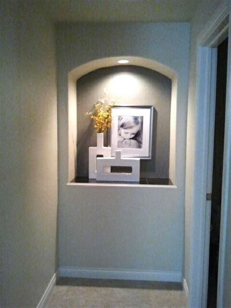 Decorating Ideas For Niches by This Niche Idea Home Devore Ideas