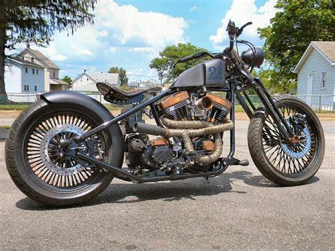 Custom Bobber Motorcycle Build