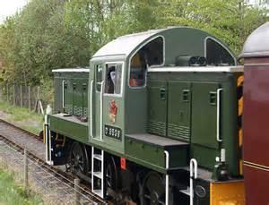 Steam and Diesel Trains