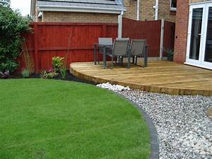 garden decking ideas inspiration love the garden With decking designs for small gardens