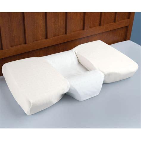 tempurpedic mattress cover contour pillow made from viscofresh memory foam the pillow