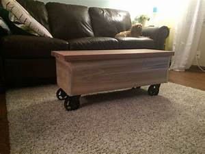 202 best vintage and other casters and wheels for diy With trunk coffee table with wheels