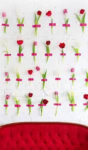 Mur De Fleurs : mur de fleurs diy pinterest deco fleurs and deco murale ~ Farleysfitness.com Idées de Décoration