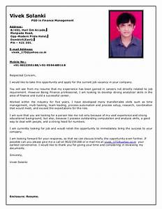resume cover letter copy With copy of a good cover letter