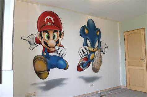 deco chambre ado fille déco chambres enfants graffiti