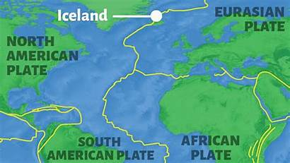 Plates Earth Move Tectonic Iceland Plate Which