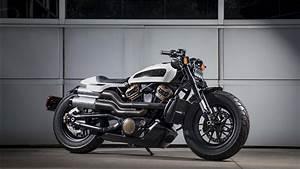 2020 Harley Davidson Custom Concept 5k Wallpapers