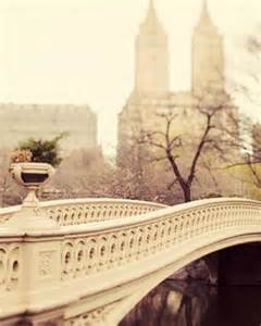 Bow Bridge Central Park New York City