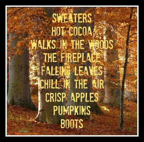 Ready For Fall Weather Quotes Quotesgram