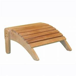 Adirondack Chair Footrest - Home Furniture Design