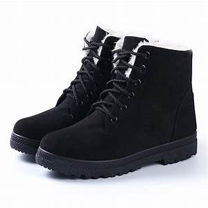 Women boots 2017 new arrival winter boots warm snow boots ...