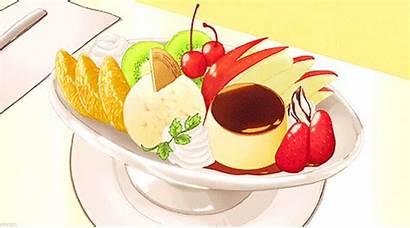 Anime Animated Yummy Sweet Alimentation Gourmet Giphy