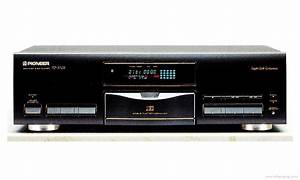 Pioneer Pd-s703 - Manual - Compact Disc Player