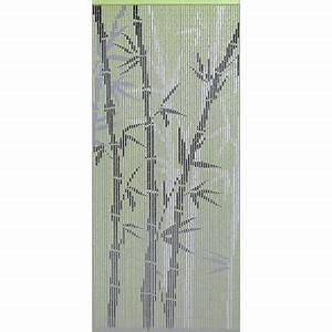 Rideau Porte D Entrée : rideau de porte en bambou 90 x 200 cm castorama ~ Dailycaller-alerts.com Idées de Décoration