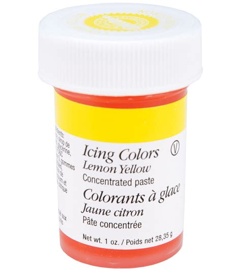 Coloring Icing by Wilton Icing Colors 1 Ounce Jo