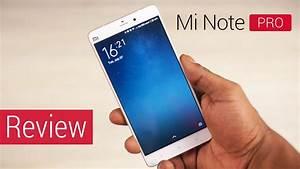 Mi Note Pro Review   4k