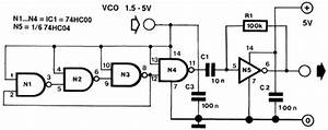 hcmos vco With vco schematic