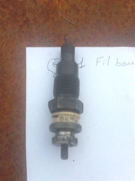 pb huile au filtre 224 air et bougie pr 233 chauffage chauffe pas malgr 233 12v