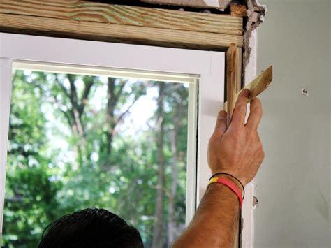 sliding patio door installation how to install sliding glass doors how tos diy