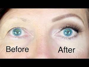 Hooded Eyes 101 How to Apply Makeup to Droopy Eyelids