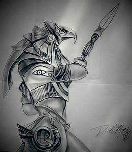 Horus ( The Spear of Destiny ) by Dee-Morgan999 on DeviantArt