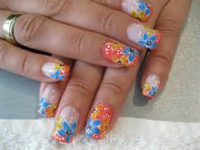 Of the hottest summer nail art design ideas
